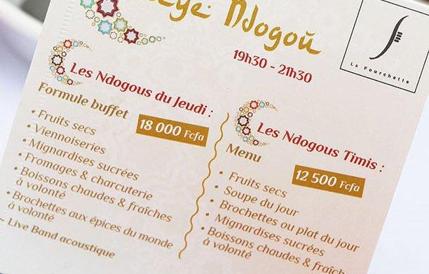 Le buffet Ramadan de La Fourchette, une première à tester !