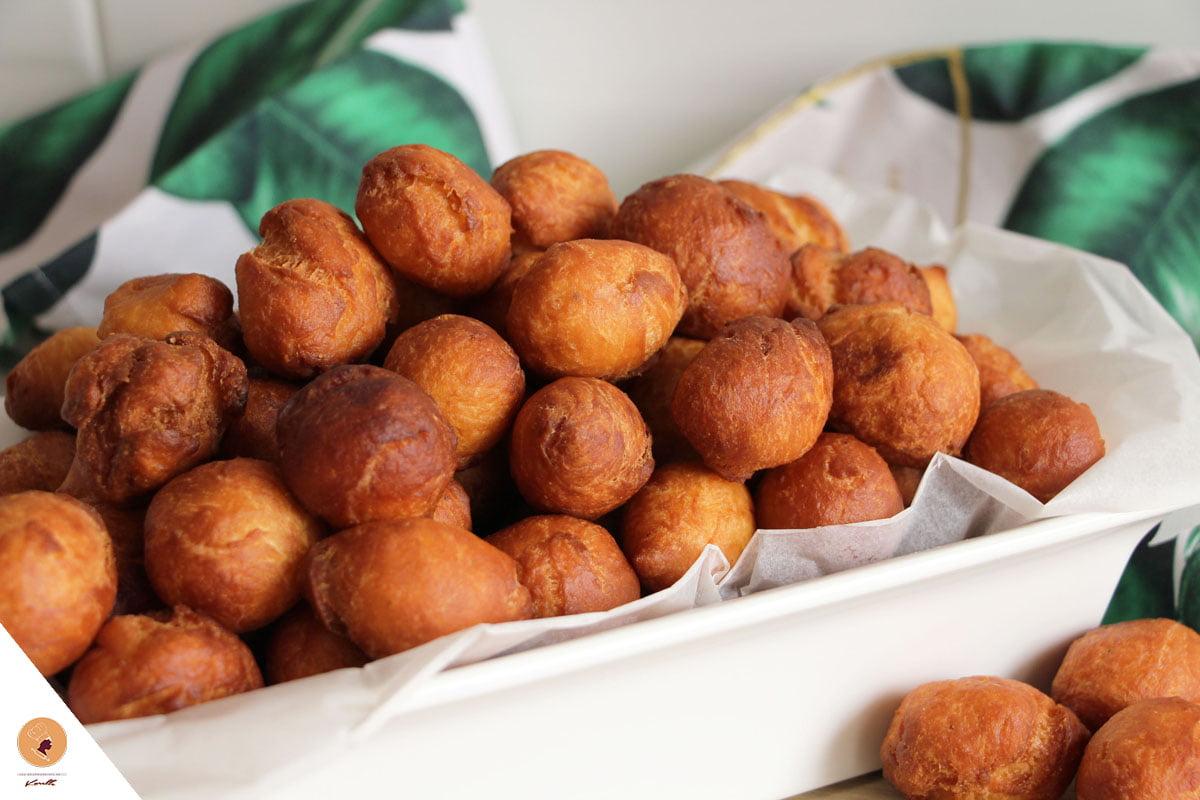 #LGDK : Petits beignets sucrés