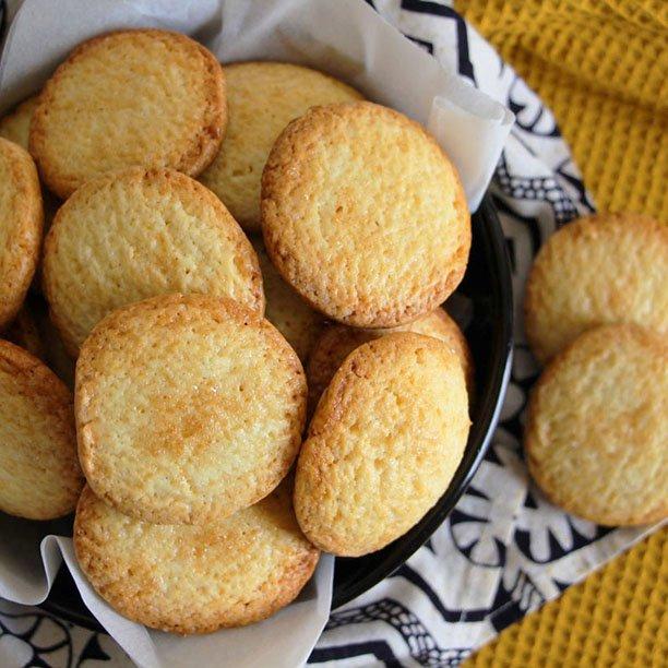 Mes biscuits sablés préférés !