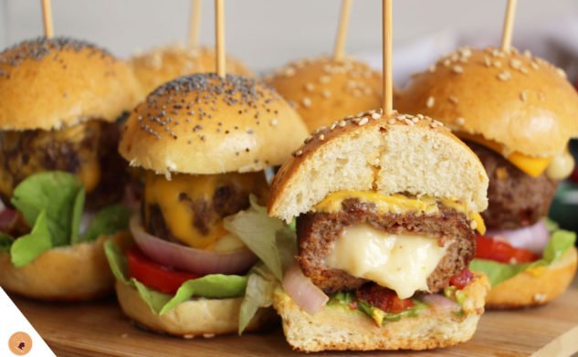 #LGDK : Minis Burger – Ultra Cheesy !