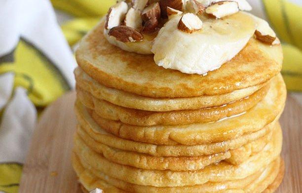Pancakes légers et ultra moelleux !