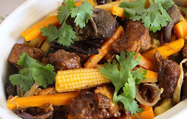 Le poulet Chop-Suey (facile et pas cher !)