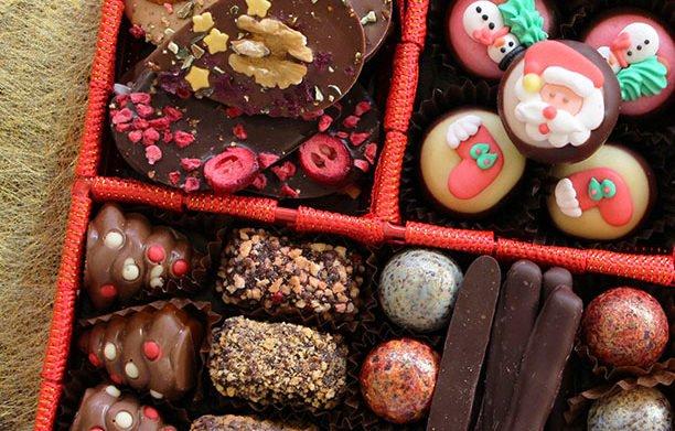Célébrez les fêtes de fin d'année en gourmandise avec Jeff de Bruges !