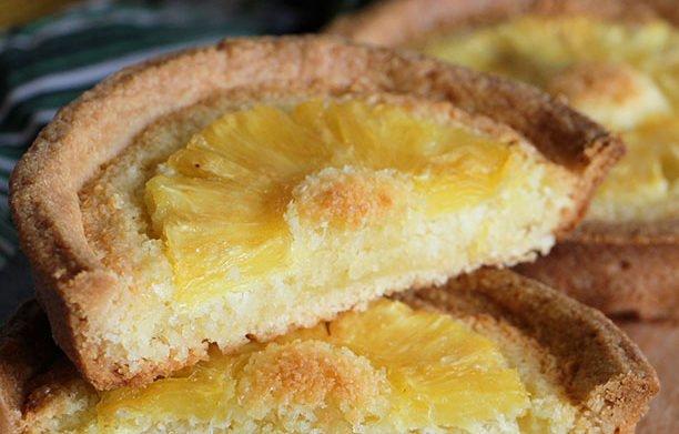 Tartelettes Coco – Ananas