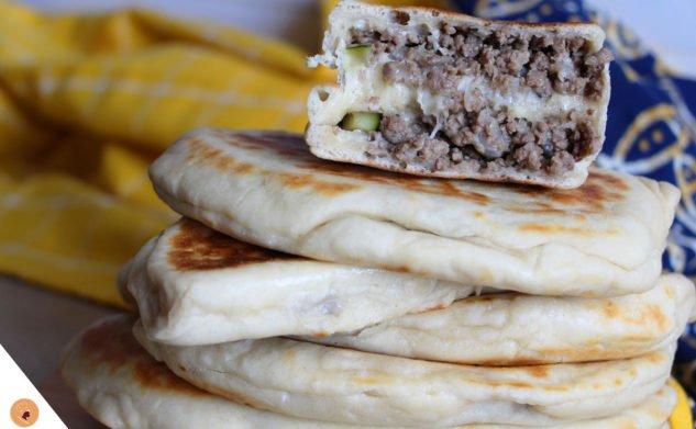 #LGDK : Gözleme, galettes turques à la viande hachée