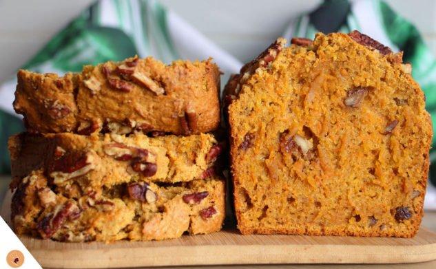 #LGDK : Carrot Cake au Cerelac