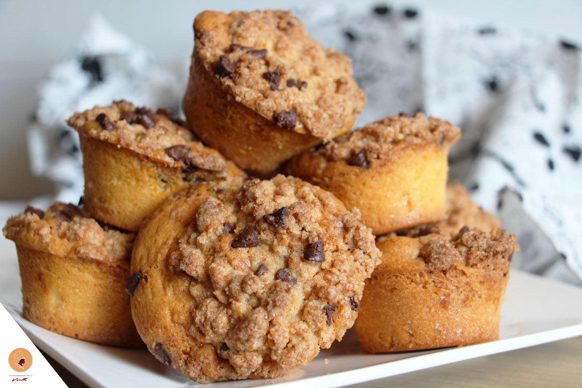Crumbcake au Cerelac Biscuité et aux pépites de chocolat