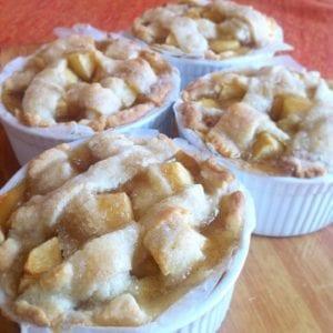Les minis Apple Pie