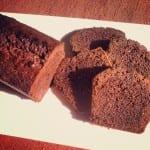 Le marbré raté chocolat / Amande