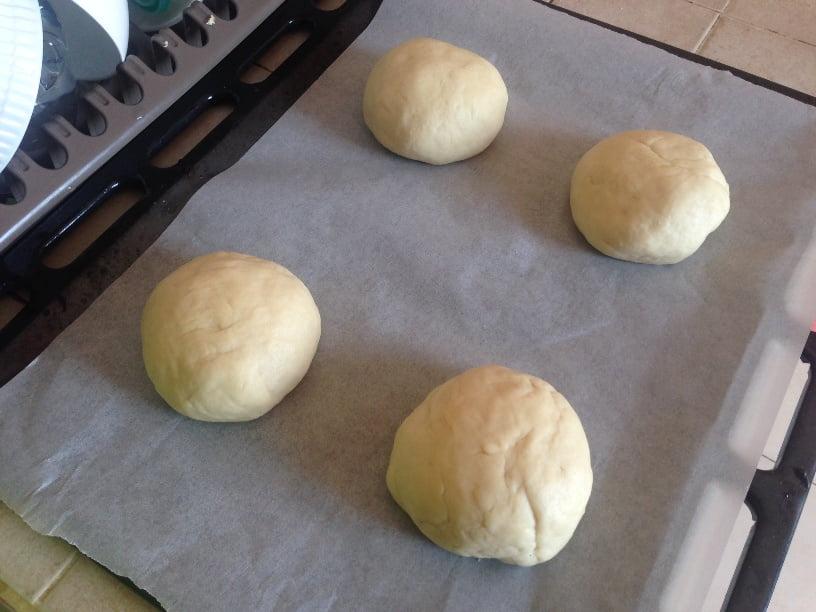 Les pains à Burger (ou buns)