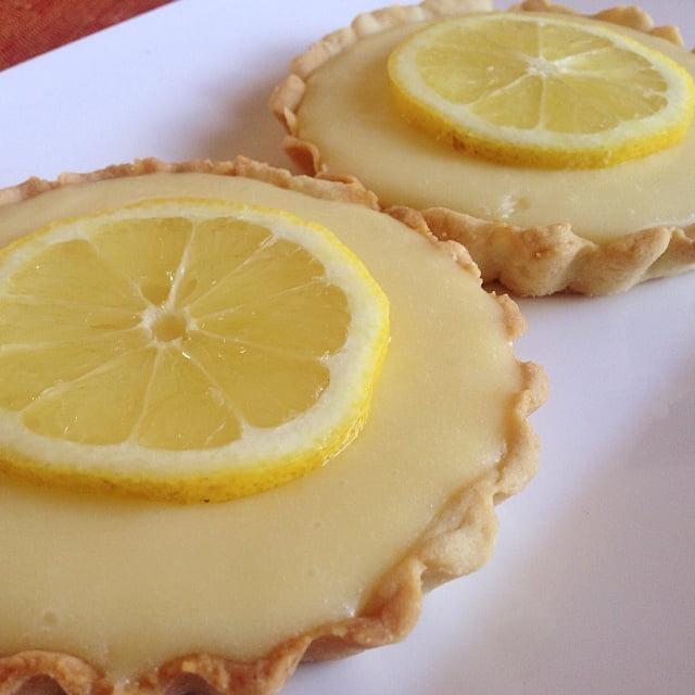 Les tartelettes au citron