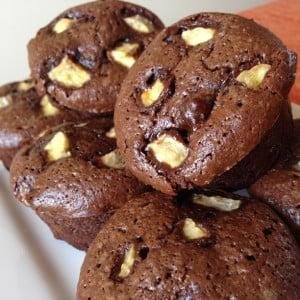 Petits Moelleux Chocolat-Banane