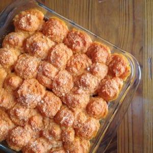 Hachis-Parmentier de Patates Douces