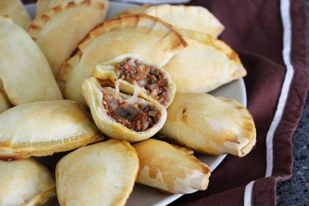 17 - Empanadas à la viande