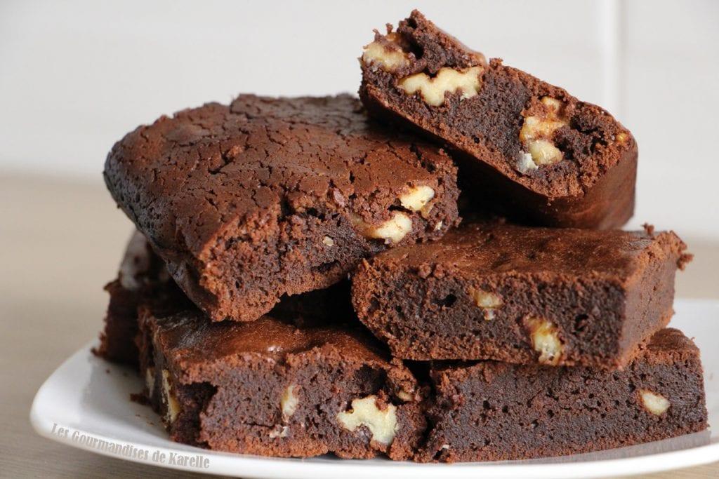 Brownie léger - Copie