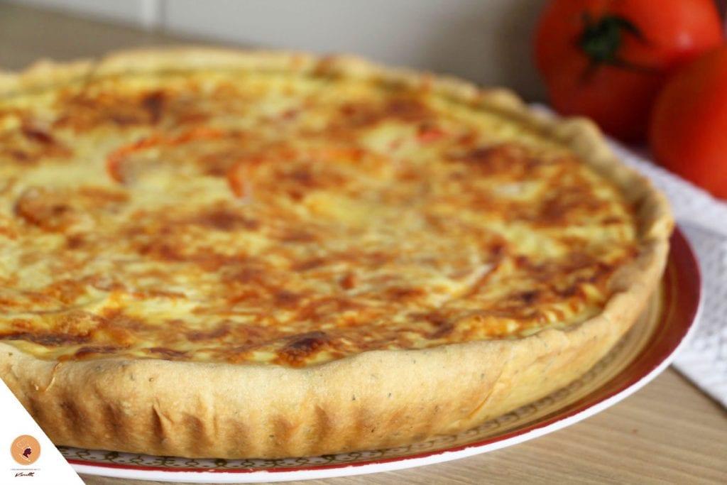 #LGDK : Quiche au thon et aux tomates (pâte brisée maison!)