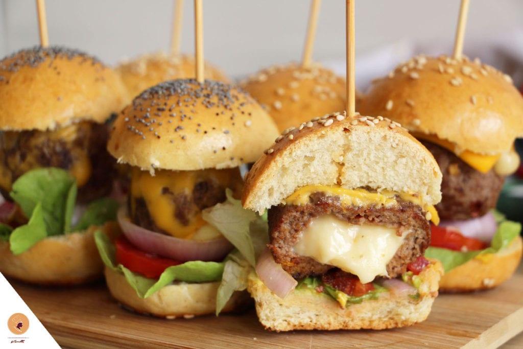 #LGDK : Minis Burger - Ultra Cheesy !