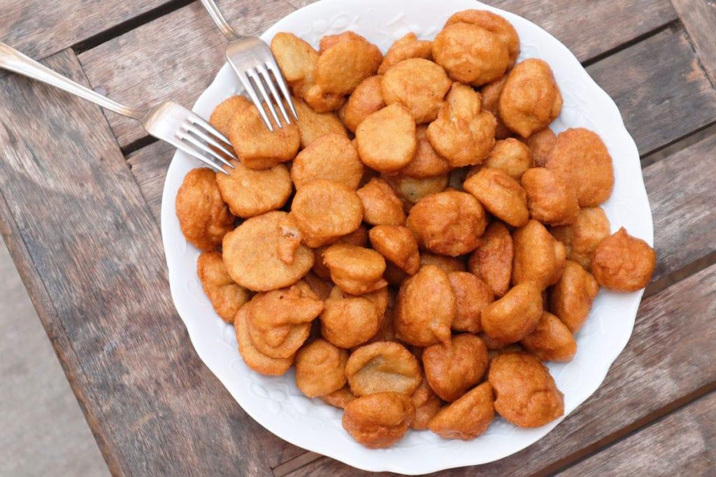Atta ou Akara, les beignets d'haricots