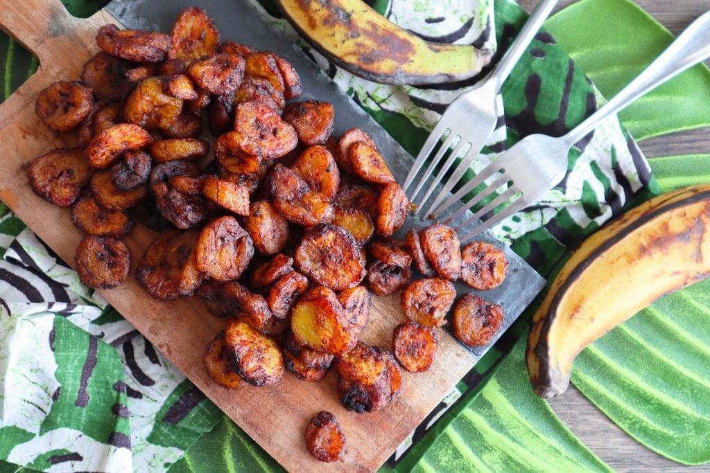 Alloco, banane plantain frites (Toutes mes astuces !)