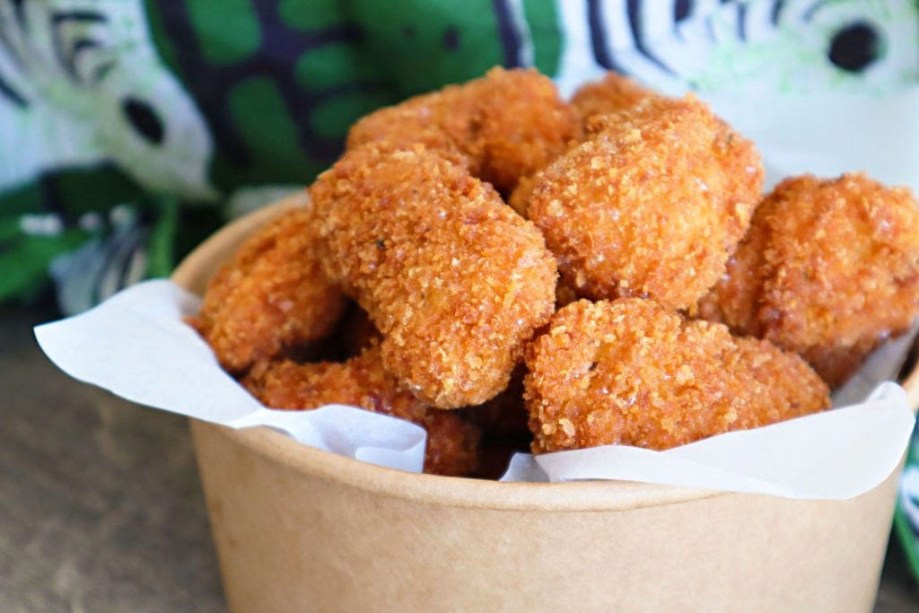 #LGDK : Nuggets de poulet super croustillants