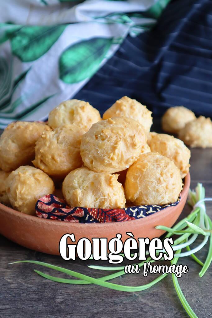 LGDK : Gougères au fromage